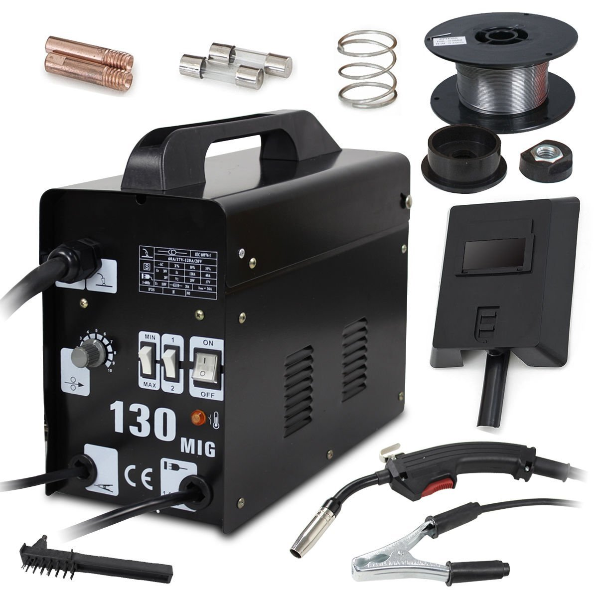 Best MIG Welder - Reviews and Quick Buying Guide 2018 - MIG Welding